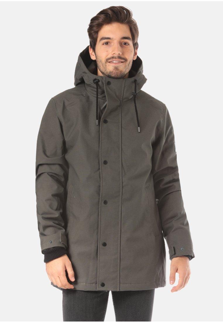 Forvert - Winter coat - green