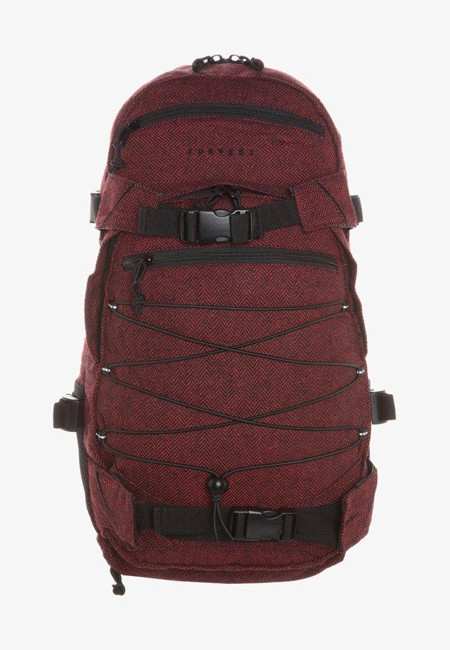 NEW LOUIS - Rucksack - flannel red