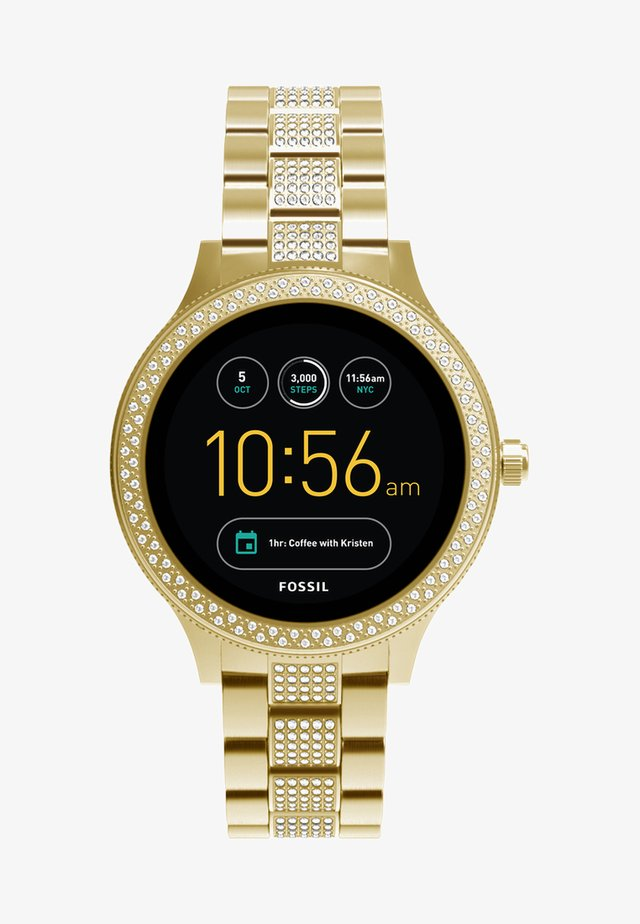 Q VENTURE - Smartwatch - gold-coloured