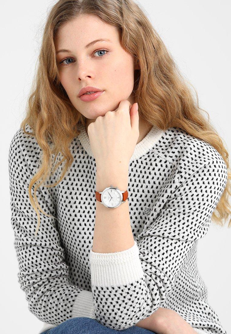 Fossil Smartwatches - Q JACQUELINE - Smartwatch - braun
