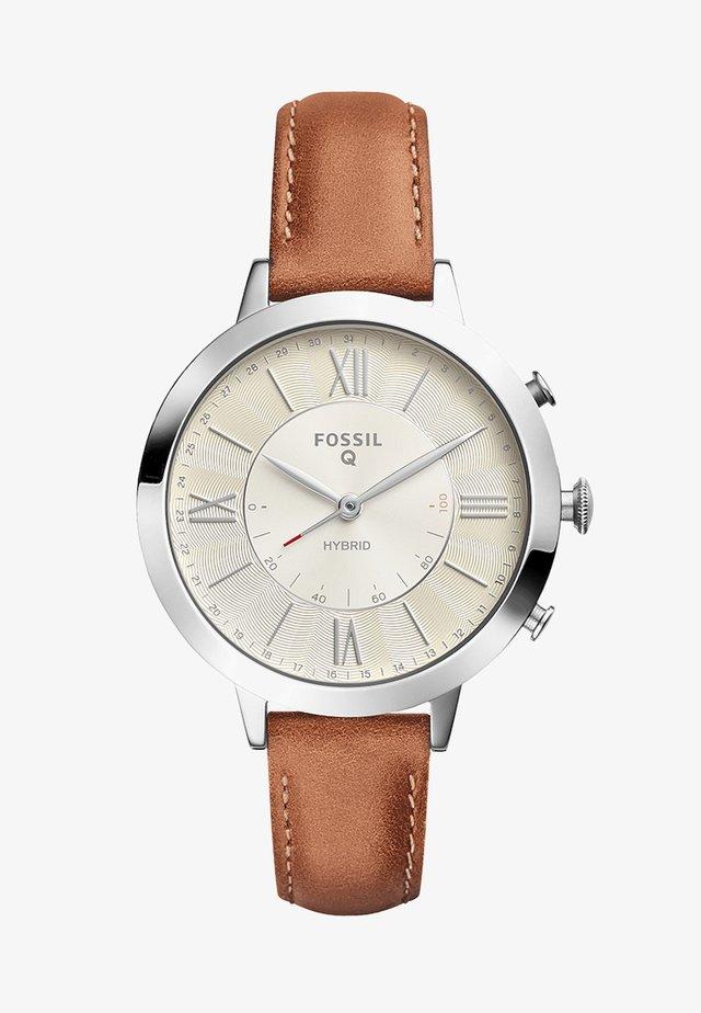 Q JACQUELINE - Smartwatch - braun
