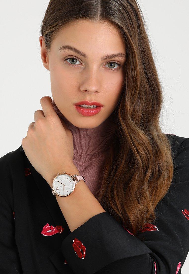 Fossil Smartwatches - ANNETTE - Smartwatch - pink