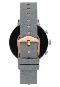 Fossil Smartwatches - Q VENTURE - Montre - grau/weiss - 2