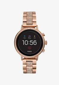 Fossil Smartwatches - Q VENTURE - Smartwatch - roségold-coloured - 1