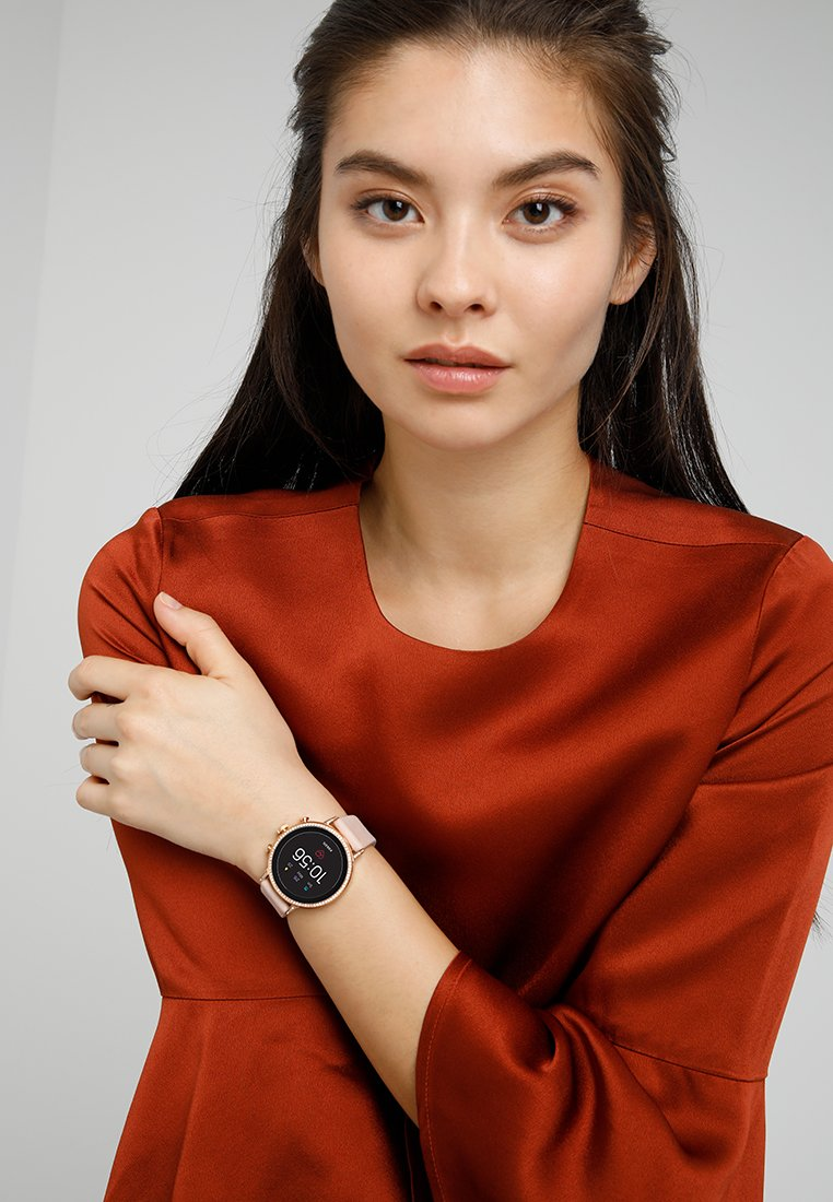 Fossil Smartwatches - VENTURE - Watch - rosa