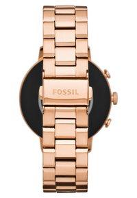 Fossil Smartwatches - Q VENTURE - Montre - roségold-coloured - 2
