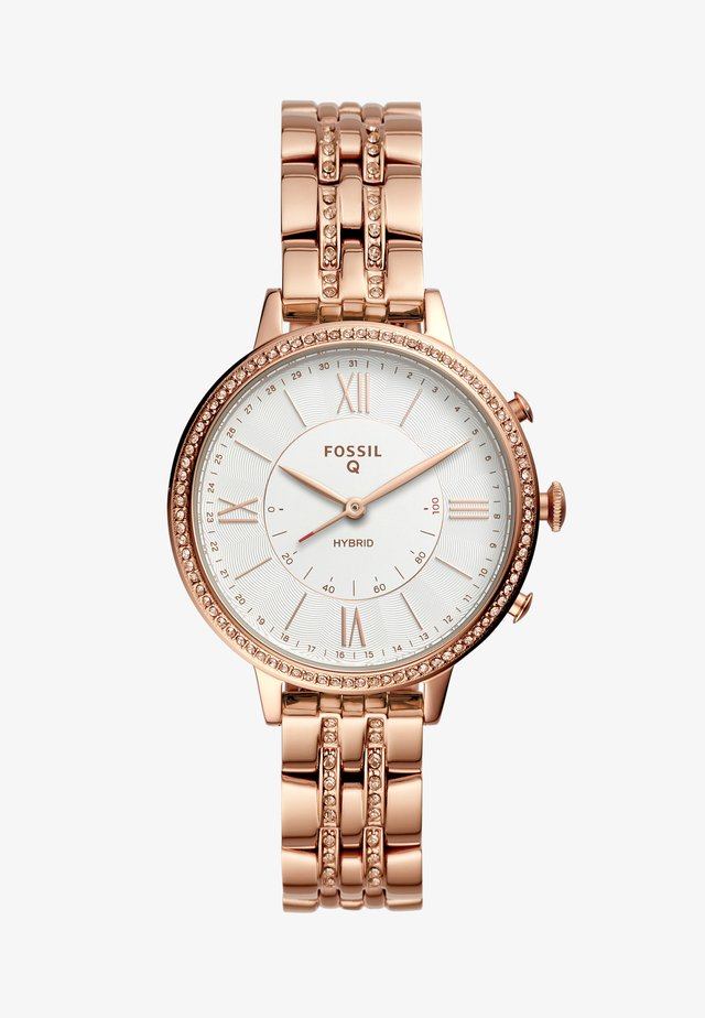 JACQUELINE HYBRID - Uhr - rose gold-coloured