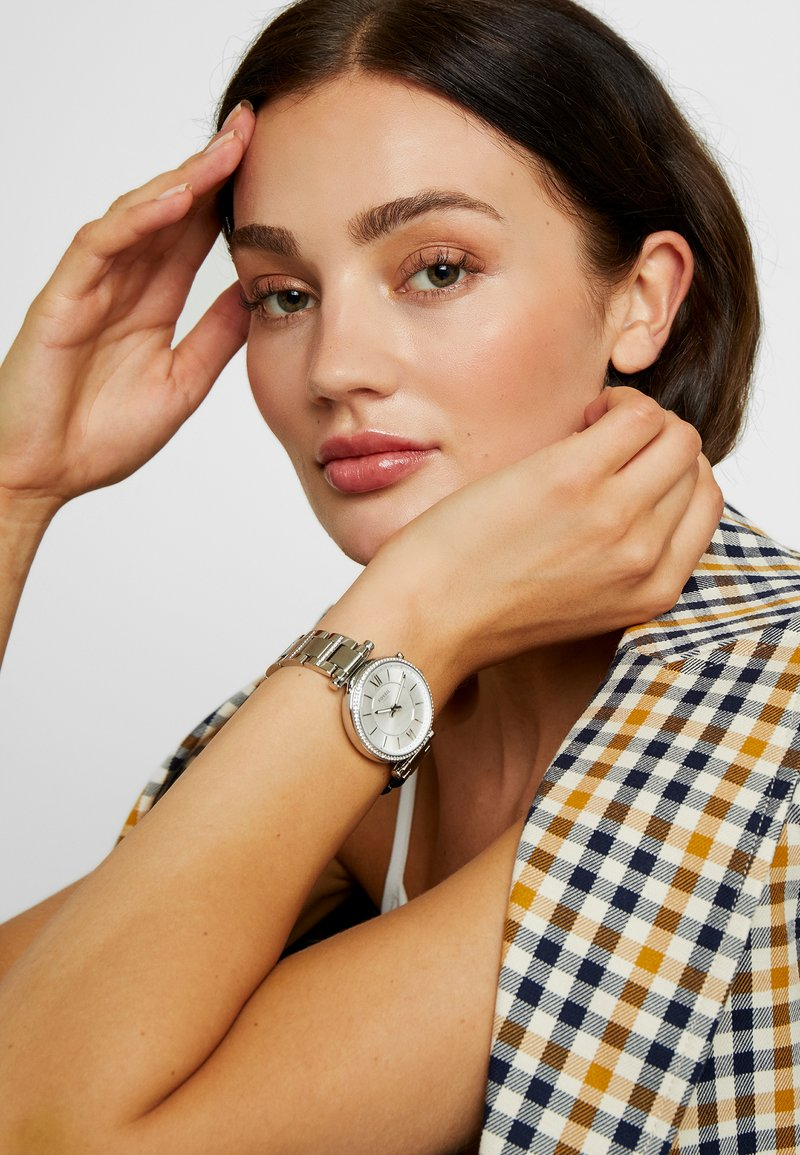 Fossil Smartwatches - CARLIE HYBRID - Montre - silver-coloured