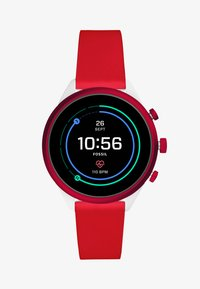 Fossil Smartwatches - SPORT - Uhr - red - 1