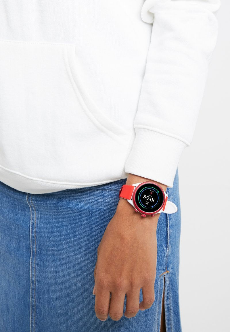 Fossil Smartwatches - SPORT - Uhr - red