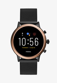 Fossil Smartwatches - JULIANNA SMARTWATCH - Hodinky - black - 0