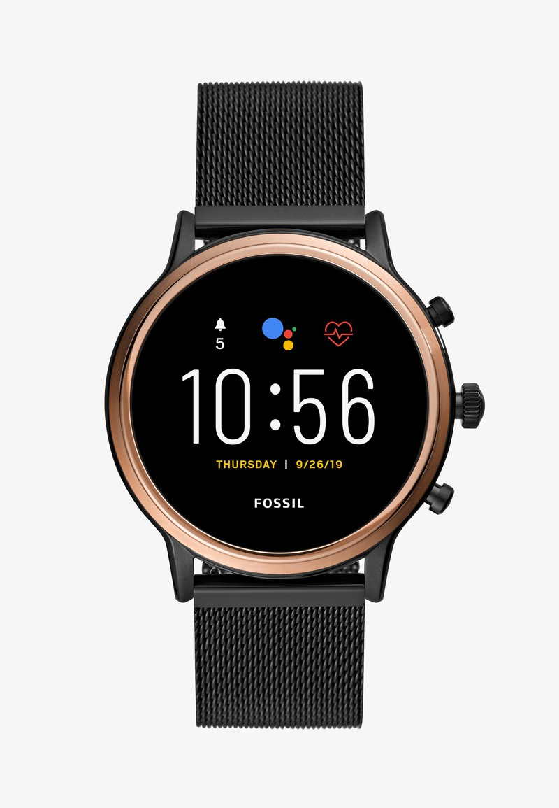Fossil Smartwatches - JULIANNA SMARTWATCH - Hodinky - black
