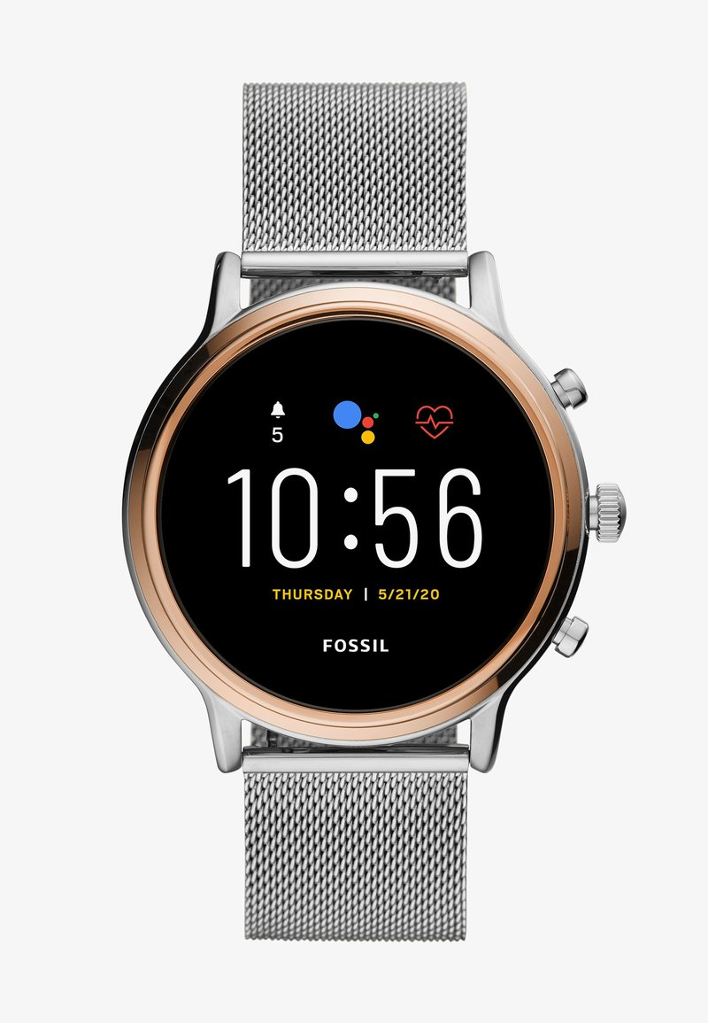 Fossil Smartwatches - JULIANNA  - Montres connectées - silver-coloured