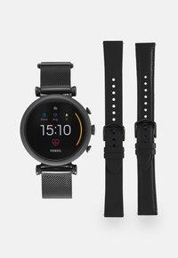 Fossil Smartwatches - SLOAN SET - Zegarek - black - 0