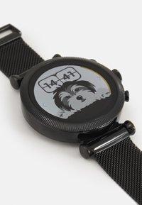 Fossil Smartwatches - SLOAN SET - Zegarek - black - 5