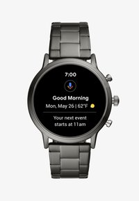 Fossil Smartwatches - THE CARLYLE SMARTWATCH - Smartwatch - smoke - 1