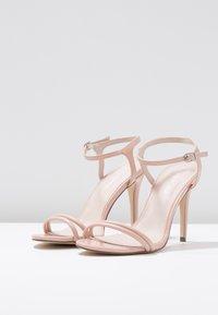 Forever New - ABIGAIL TUBULAR VAMP - High Heel Sandalette - nude - 2
