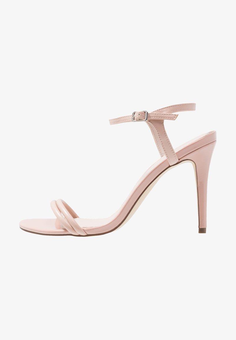 Forever New - ABIGAIL TUBULAR VAMP - High Heel Sandalette - nude