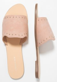 Forever New - OLIVIA STUDDED MULE - Pantolette flach - pink - 3