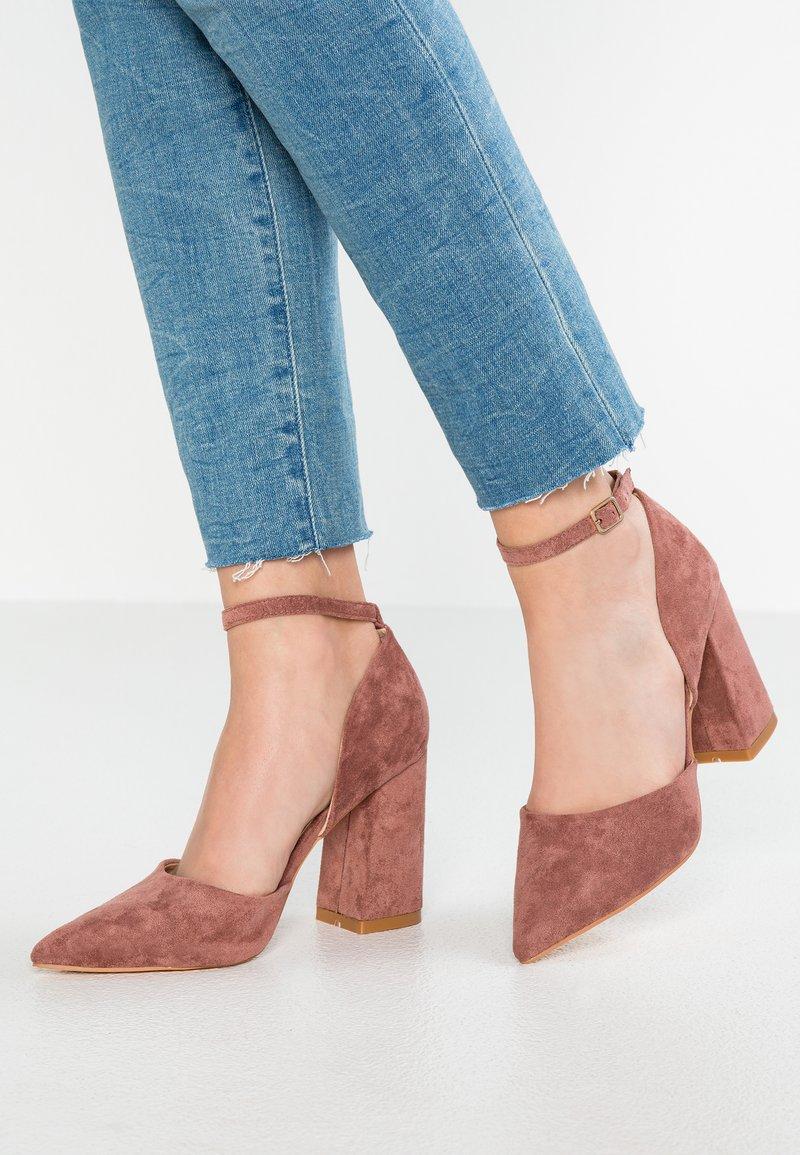 Forever New - KELSEY COURT SHOE - High Heel Pumps - dusk rose
