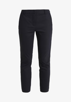 GRACE PANTS - Pantalones - navy