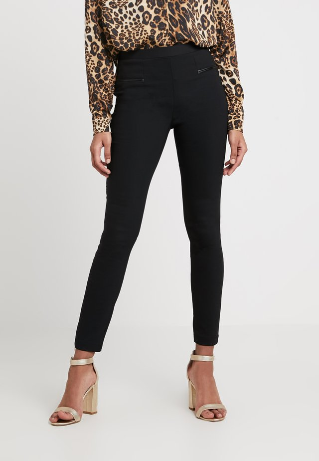 STEPHANIE PULL ON PANT - Legging - black
