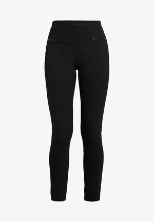 STEPHANIE PULL ON PANT - Legíny - black