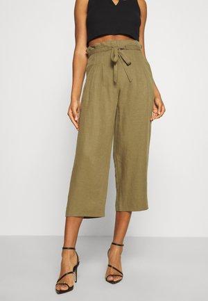 POSSE PANT - Trousers - khaki