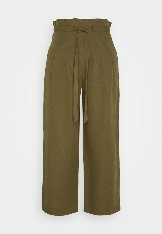 POSSE PANT - Bukser - khaki