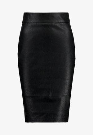 ALEX PENCIL SKIRT - Pencil skirt - black