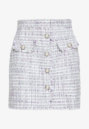 Spódnica mini - lilac