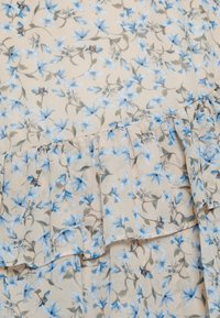 Forever New - ANNABELLE RUCHED SKIRT - Gonna a campana - cornflower fields - 2
