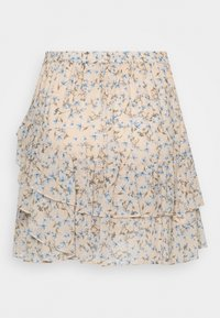 Forever New - ANNABELLE RUCHED SKIRT - Gonna a campana - cornflower fields - 1