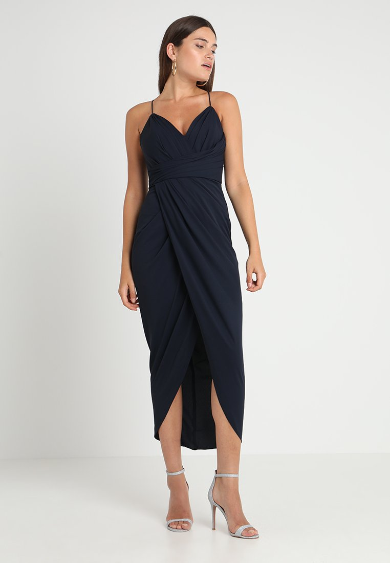 Forever New - CHARLOTTE DRAPE MAXI DRESS - Ballkleid - navy