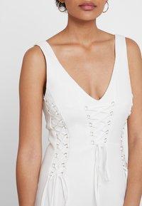 Forever New - ISABEL UP DRESS - Day dress - porcelain - 5