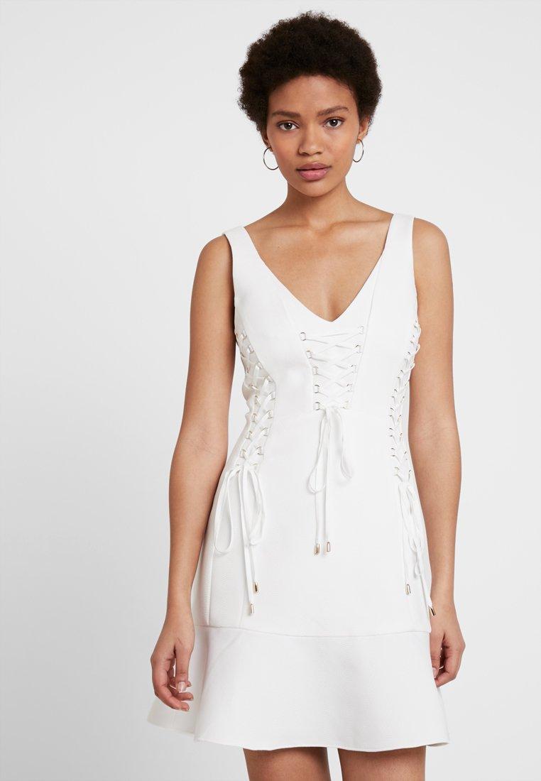 Forever New - ISABEL UP DRESS - Day dress - porcelain