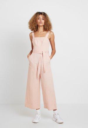 UTILITY - Jumpsuit - pink