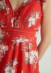 Forever New - SASHA MINI FLIPPY DRESS - Hverdagskjoler - red