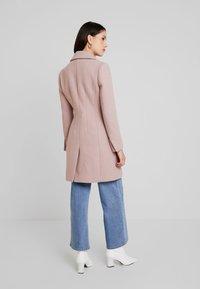 Forever New - SCARLETT DRESS COAT - Mantel - mauve day - 2
