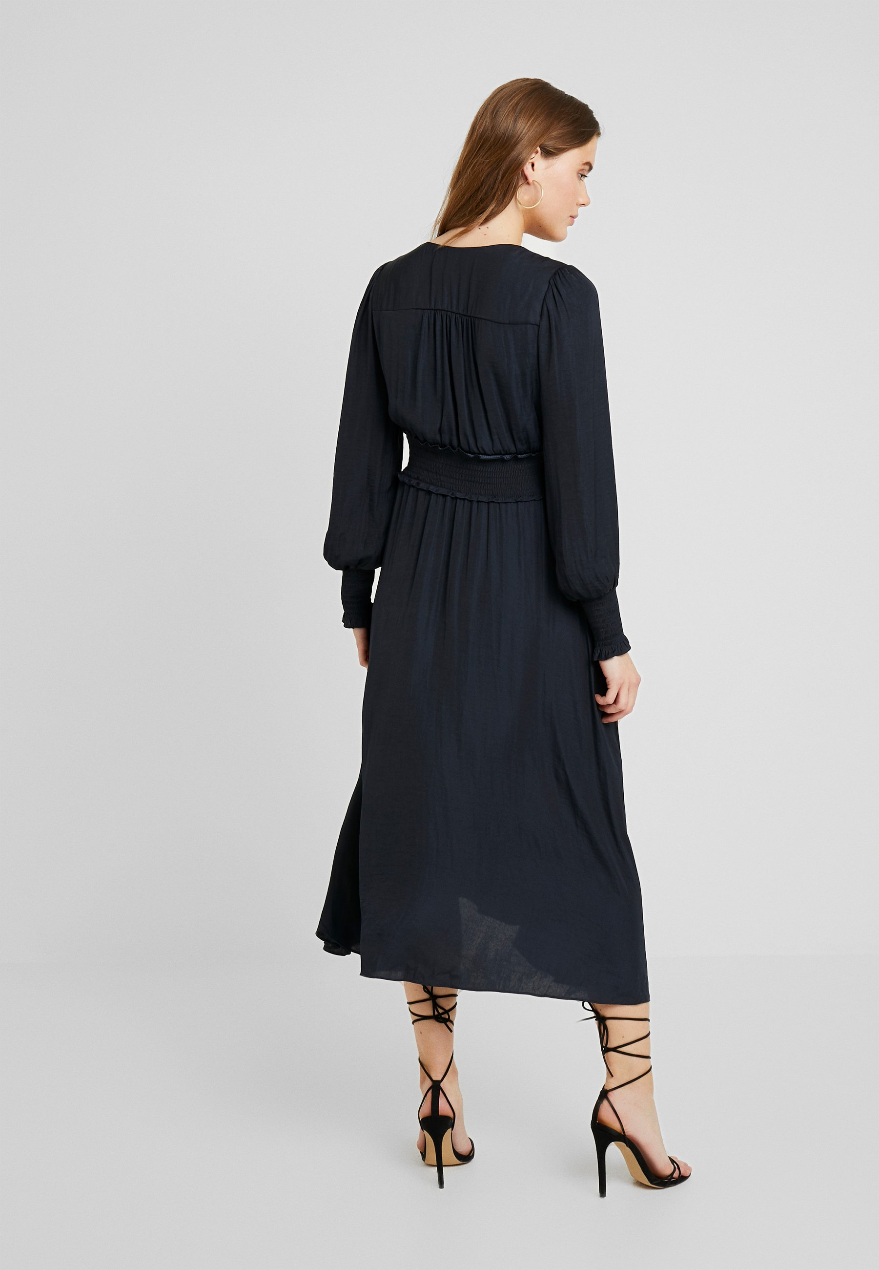 Forever New Evie Midi Dress - Korte Jurk Navy