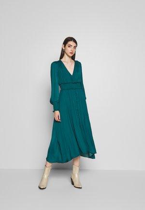 EVIE MIDI DRESS - Vestido informal - teal