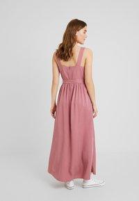 Forever New - IMOGEN WRAP DRESS - Vestido largo - romantic rouge - 3