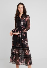 Forever New - PIPA DRESS - Maxi šaty - black botanical - 0