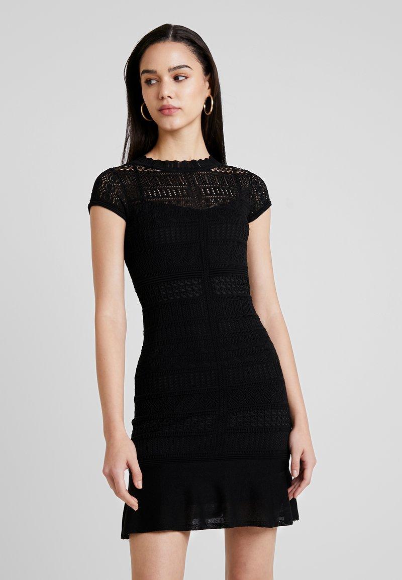 Forever New - KRISSY DRESS - Jumper dress - black