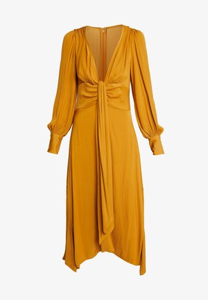GENEVIEVE  - Maxi dress - ochre