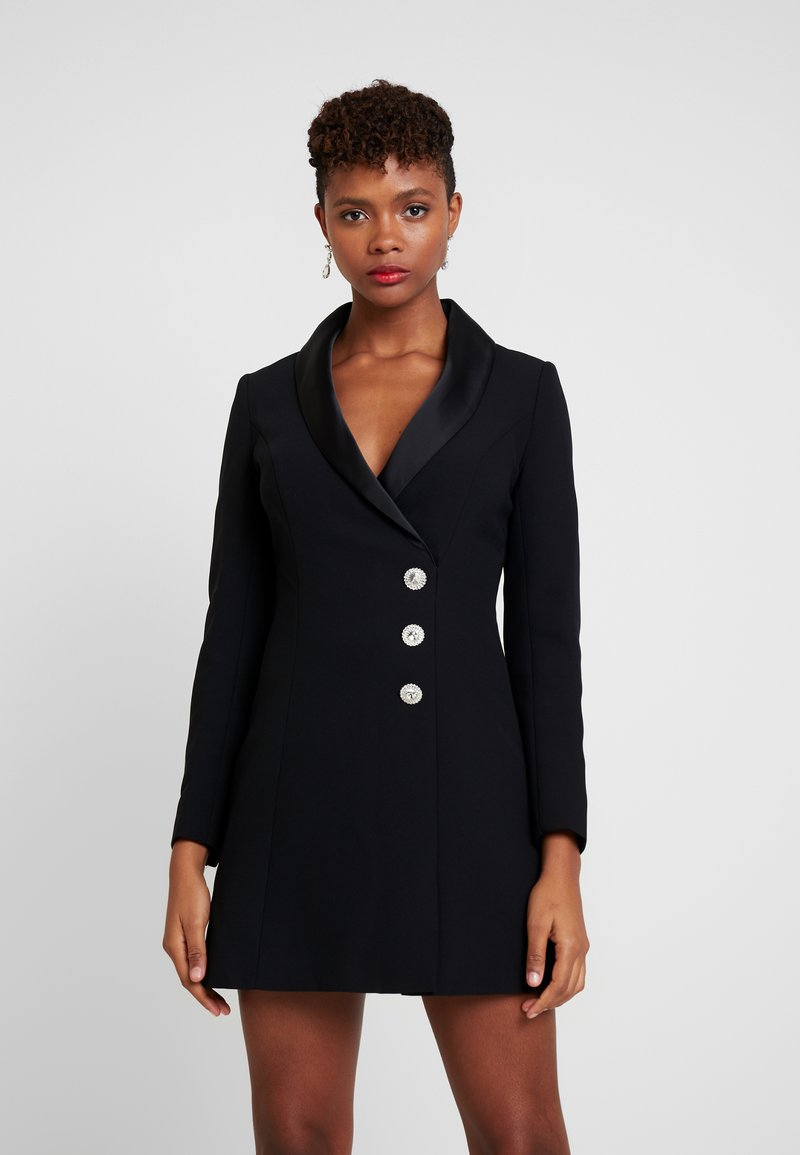 Forever New - DRESS - Shirt dress - black