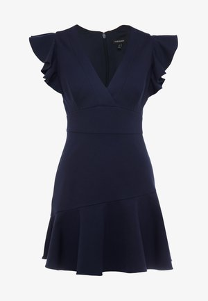 JAYDAMINI DRESS - Jersey dress - navy