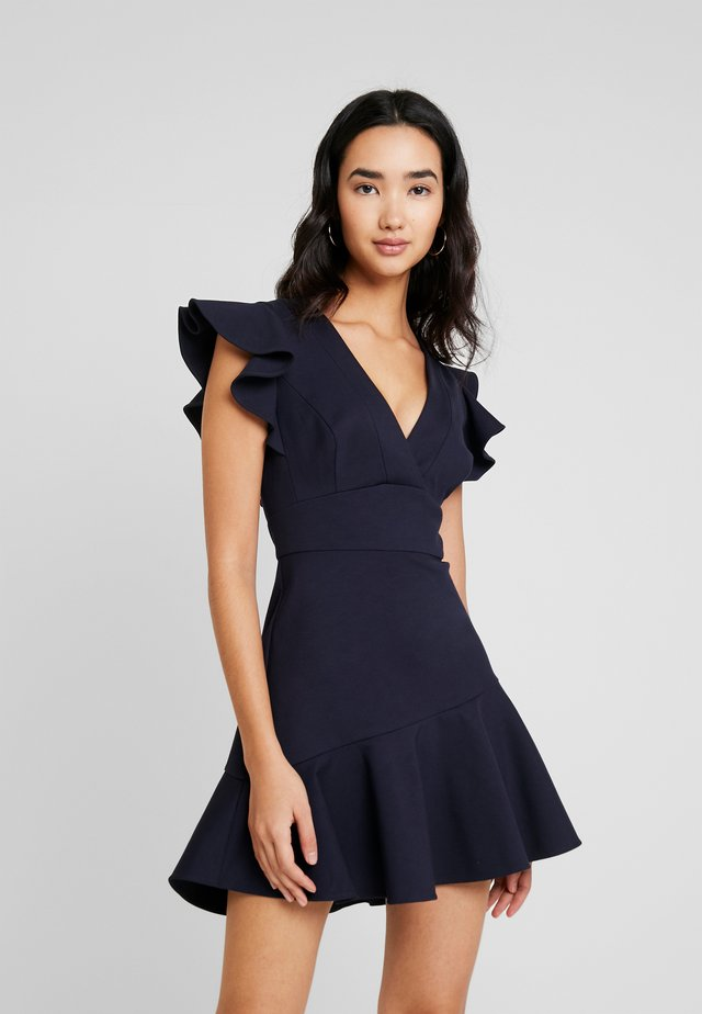 JAYDAMINI DRESS - Jerseykleid - navy