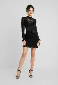 Forever New - BOW MINI - Cocktail dress / Party dress - black - 2