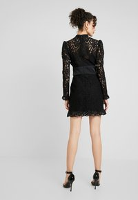 Forever New - BOW MINI - Cocktail dress / Party dress - black - 3